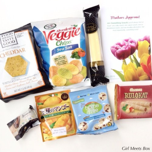 Something Snacks Review + Coupon Code – May 2015