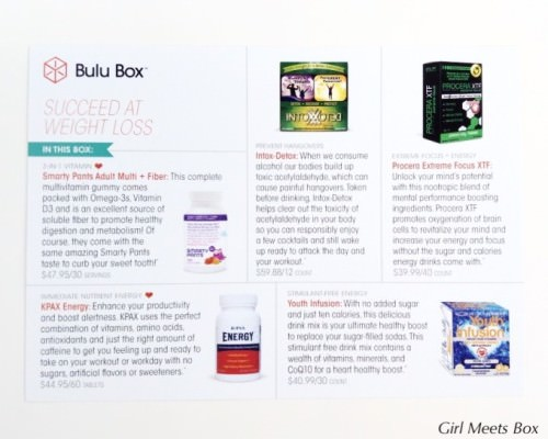 Bulu Box Review – May 2015