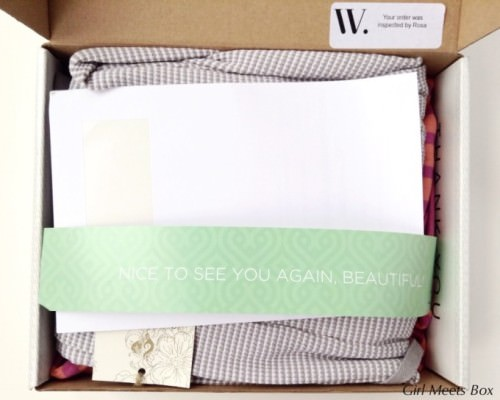 Wantable Intimates Box Review – May 2015
