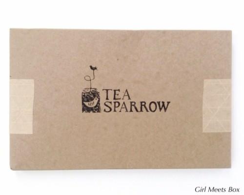 Tea Sparrow Review – April 2015