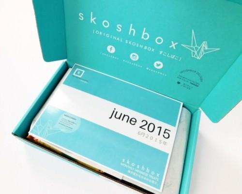 Skoshbox Review – June 2015