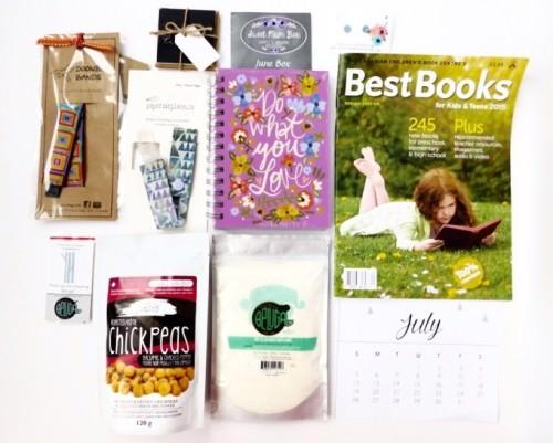 Sweet Mum Box Review – June 2015