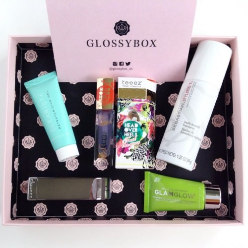 Glossybox Review – May 2015