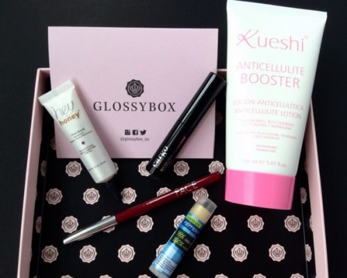 Glossybox Review + Promo Code – July 2015