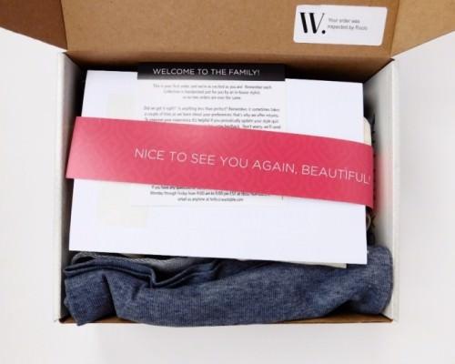 Wantable Intimates Box Review – July 2015
