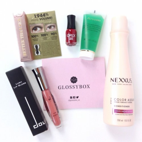Glossybox Review – June 2015