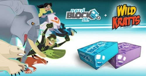 Nerd Block Jr. Boys Review + Promo Code – June 2015