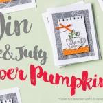 Paper Pumpkin Giveaway + Promo Code!