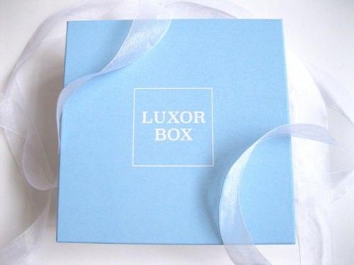Luxor Box September Box Spoiler!