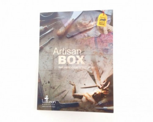 Artisan Box Review + Coupon Code – August 2015