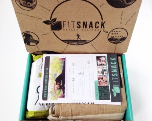 Fit Snack Review & Giveaway – July 2015