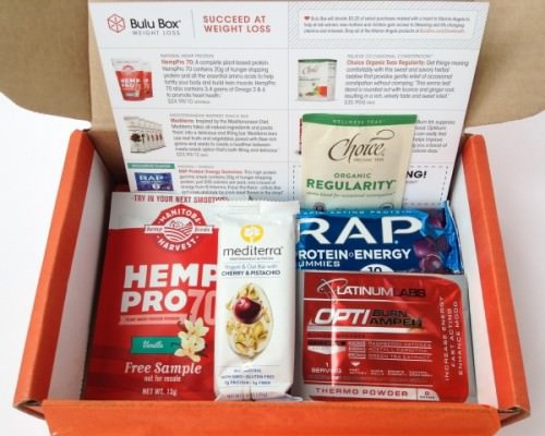 Bulu Box Review + Coupon Code – August 2015