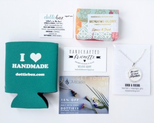 Dottiebox Mini Review – August 2015