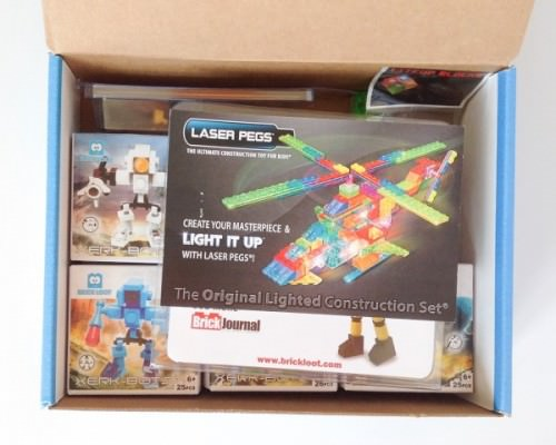 Brick Loot Review + Coupon Code – August 2015