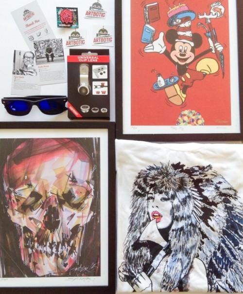 Artbotic Review + Promo Code – August 2015