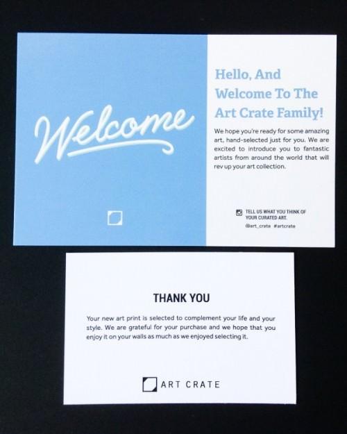 Art Crate Review + Promo Code – September 2015
