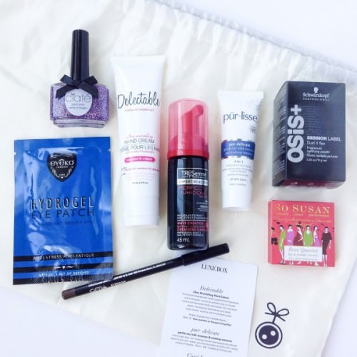 Luxe Box Fall 2015 Review + Discount