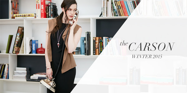 Elizabeth & Clarke Winter Collection 2015 Available Now + C0upon Code!