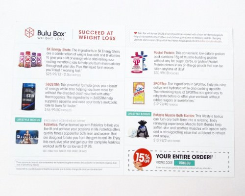 Bulu Box Review + Coupon Code – September 2015