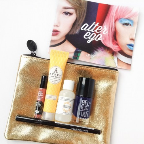 ipsy Glam Bag Review – October 2015