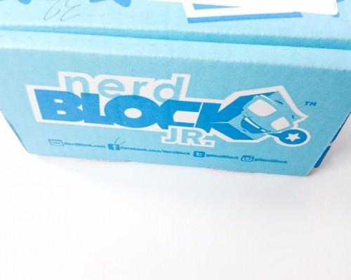 Nerd Block Jr. Boys Review – October 2015