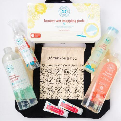 The Honest Company Essentials Bundle Review + Coupon Code – October 2015