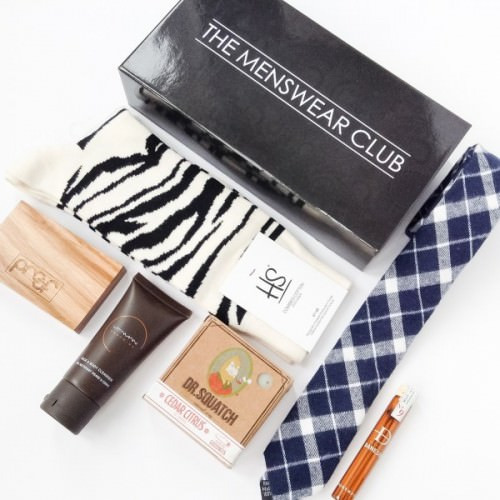 The Menswear Club Review + Promo Code – October 2015