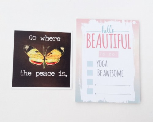 TeenYogaBox Review – November 2015