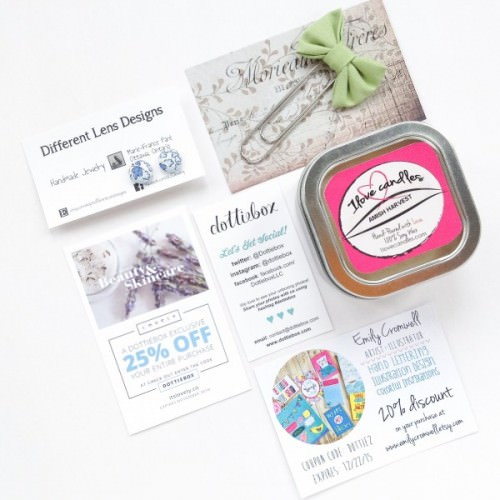 Dottiebox Mini Review – October 2015