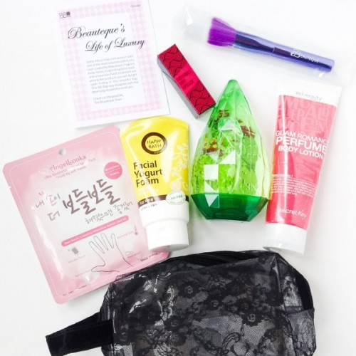 Beauteque BB Bag Review + Coupon Code – October 2015