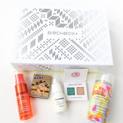 Birchbox Canada Review – December 2015
