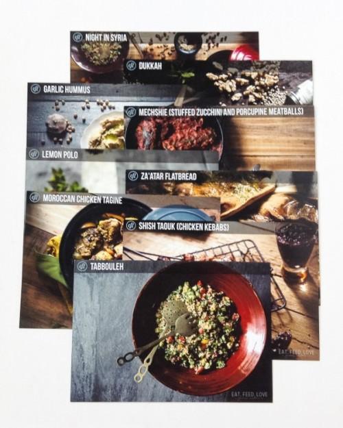 Eat Feed Love Taste Club Review + Promo Code – November 2015