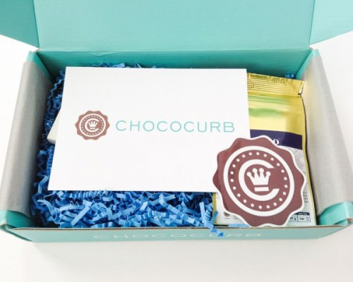 Chococurb Review – Chocolate Subscription Box – November 2015