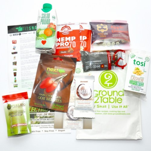 Fit Snack Review + Promo Code – December 2015