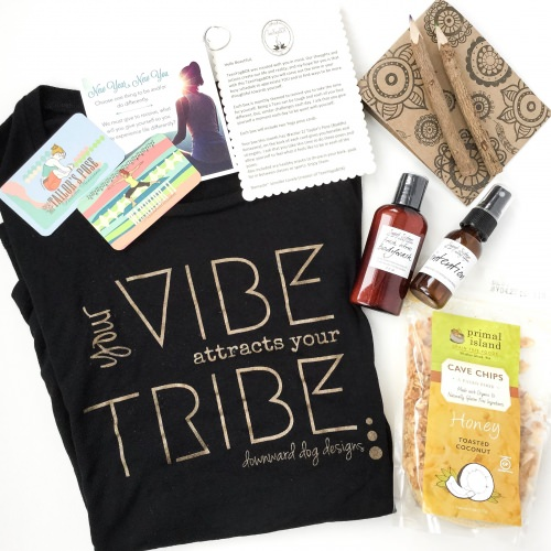 TeenYogaBox Review – January 2016