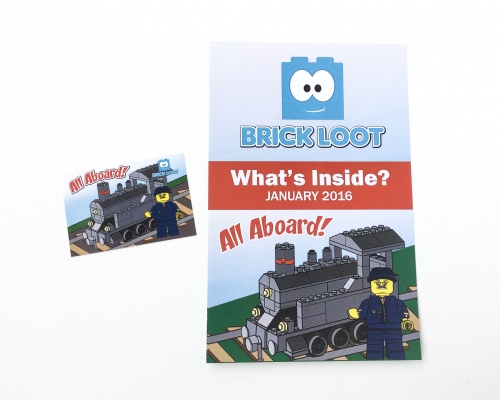 Brick Loot Review + Coupon Code & GIVEAWAY – January 2016