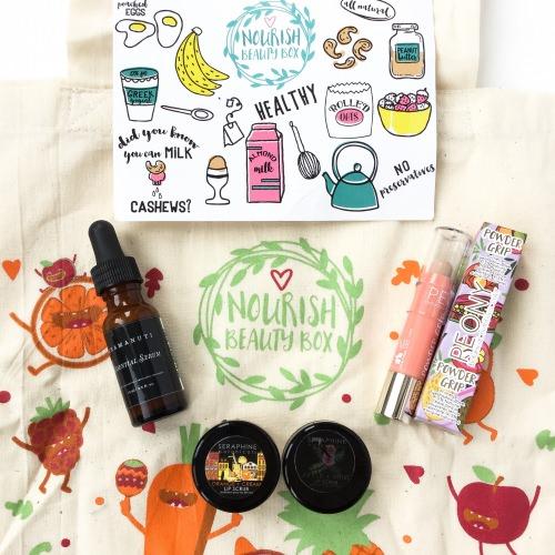 Nourish Beauty Box Review – January 2016