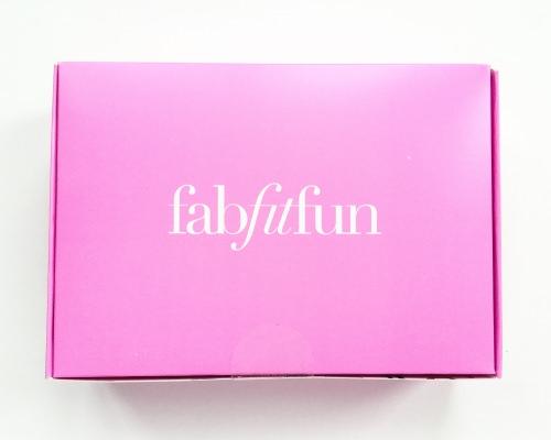 FabFitFun Welcome Box Review + 50% Off Coupon Code – February 2016