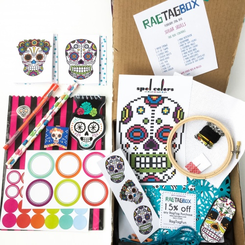 Rag Tag Box Review + Promo Code – February 2016