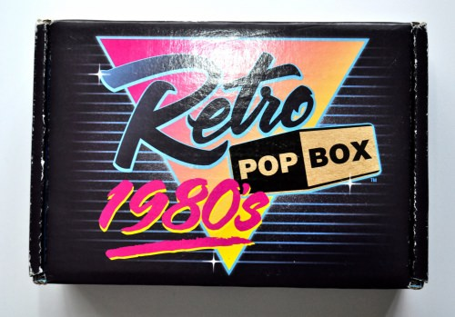 Retro Pop Box Review + Promo Code – January 2016