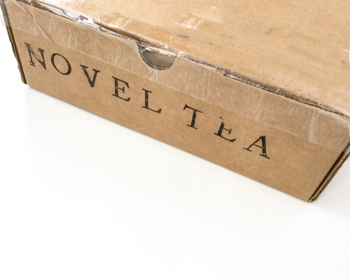 Novel Tea Club Review + Coupon Code – January 2016