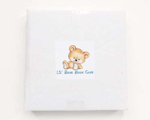 Lil' Bear Book Club Review + Coupon Code – March 2016
