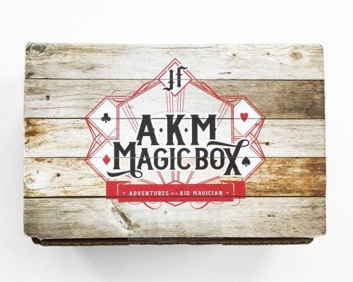 AKM Magic Box Review + Coupon Code – March 2016