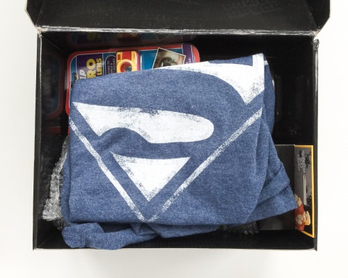 Powered Geek Box Review + Coupon Code – February 2016