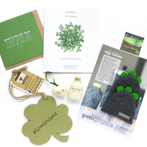 My Ireland Box Review – March 2016