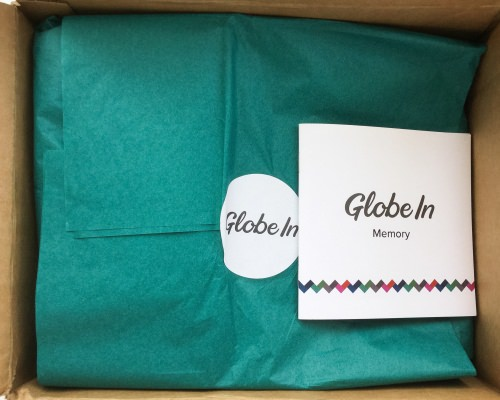 GlobeIn Artisan Box Review + Coupon Code – March 2016