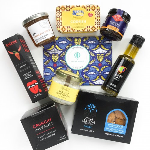 Try The World Review + FREE Box Offer – March 2016