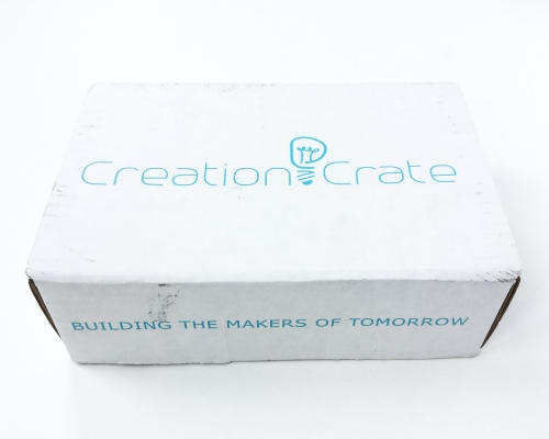 Creation Crate Review + Coupon Code – February 2016