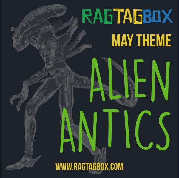 Rag Tag Box Review + Promo Code – April 2016