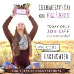 Yogi Surprise Earth Day Sale – Save 30% Off Any Membership!